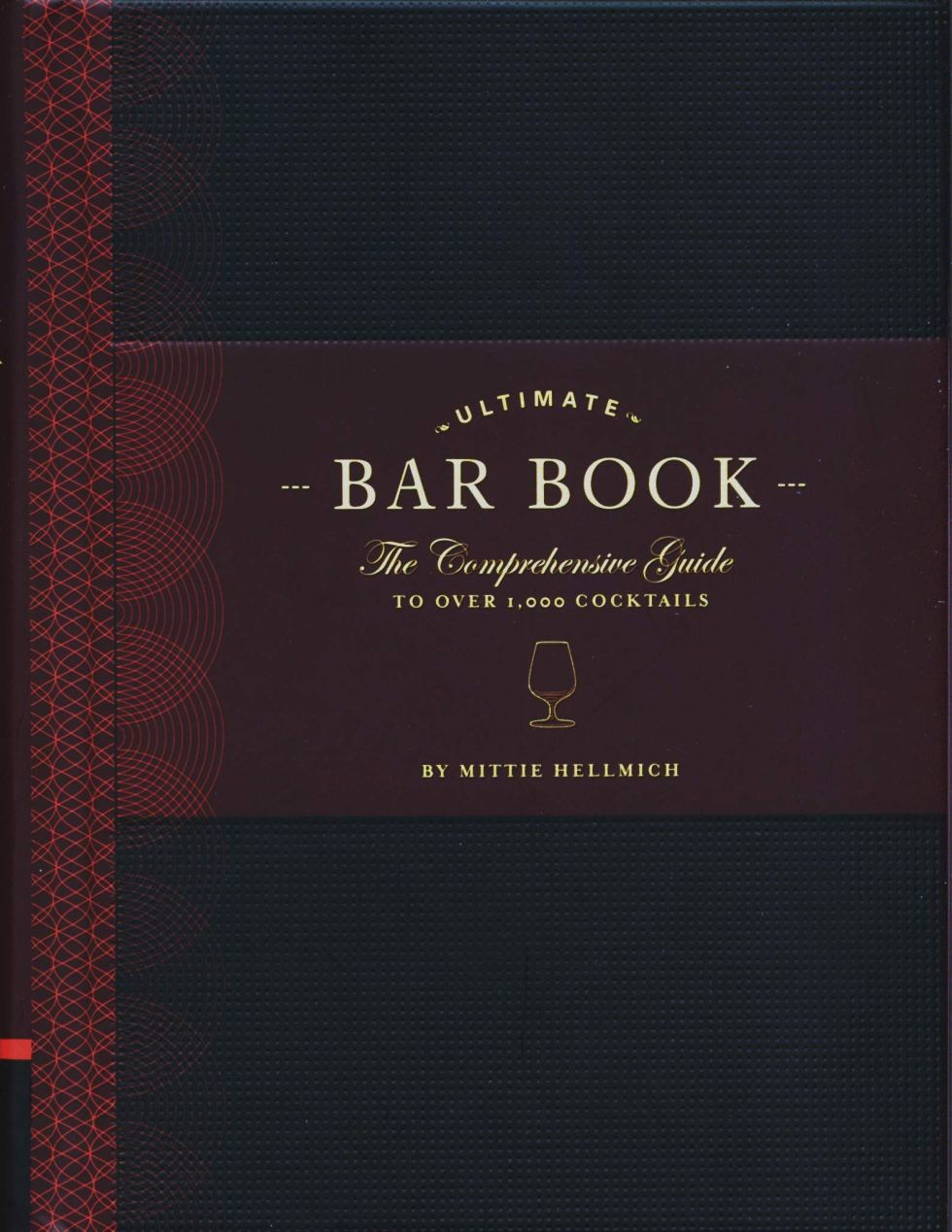 Ultimate Bar Book cocktail gifts