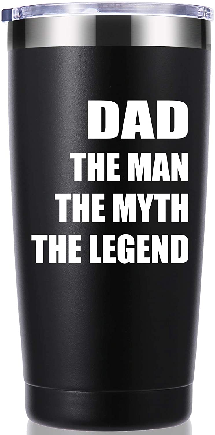 Legend tumbler fathers day gifts 2020