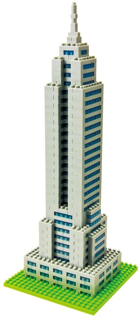 Skyscraper building sets