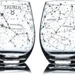 Zodiac Wine Glass