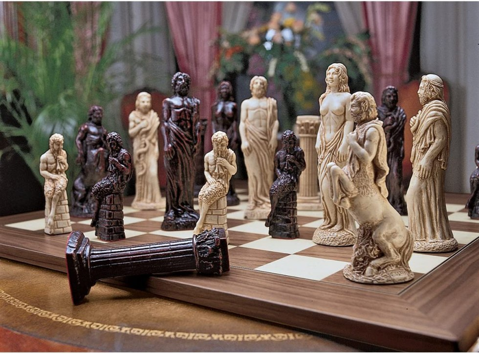 Fancy Chess Sets