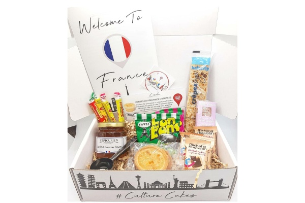 Culture Cakes international gifts