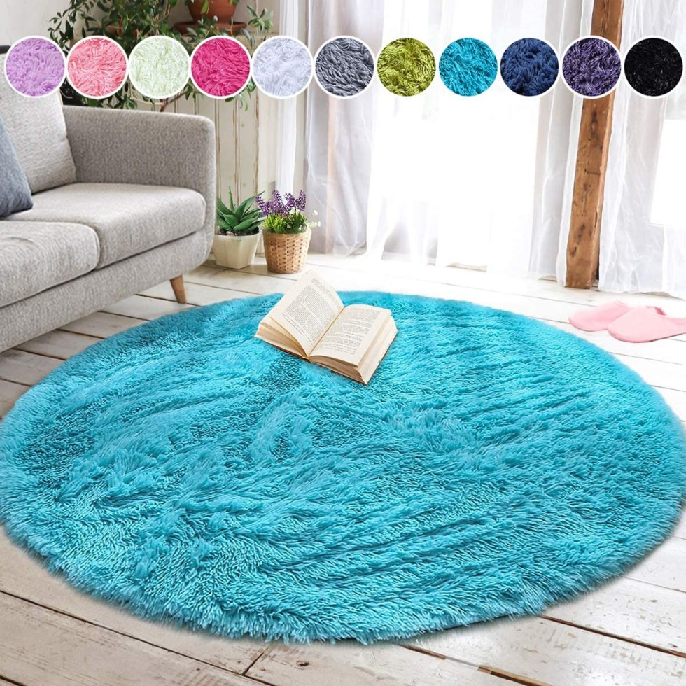 fluffy rug online learning gifts