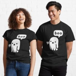 Disapproving Ghost Tee Halloween Gifts