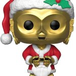 Holiday POP FIgures