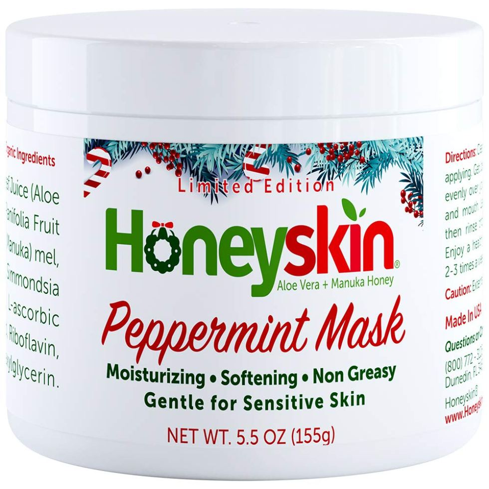 Peppermint Spa gifts