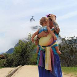 31. Travels and Babywearing Symposium in Brazil (SIBBW)