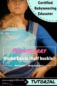 Oscha Cairis Frontcarry ( half buckle ) Image