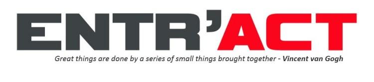 Logo for Entr'Act