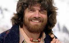 Reinhold Messner in his 1980s prime