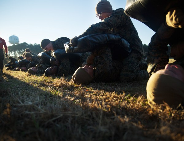 USMC, Marines, Boot Camp
