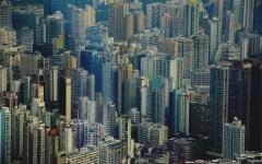 cities, hong kong, poetry, no departure
