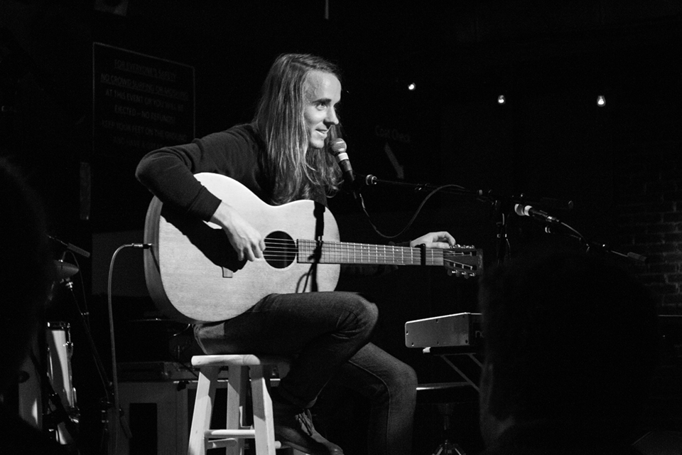 Andy Shauf @ Brighton Music Hall - 9. 23.15