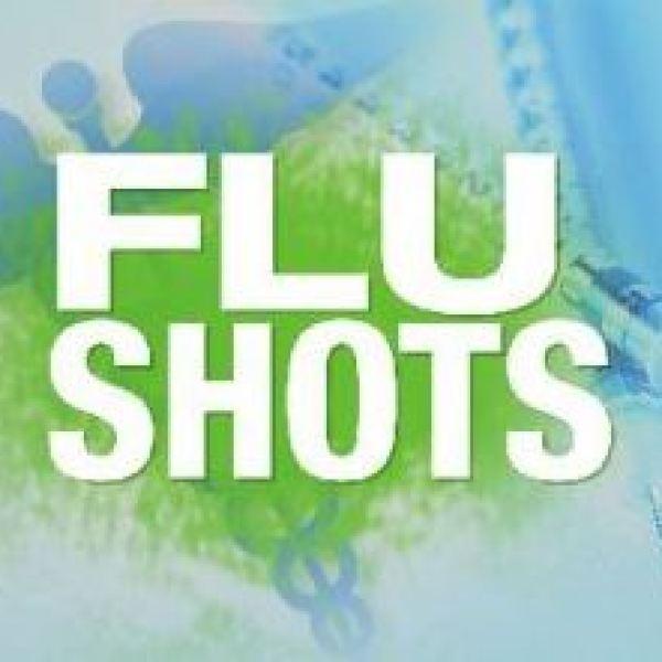 Columbus drive-thru flu clinic