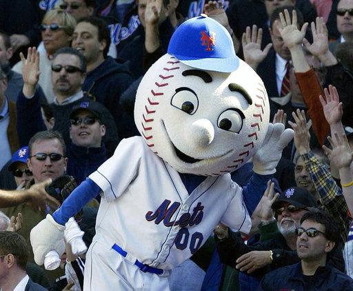 Mr Met Fired Baseball_234135