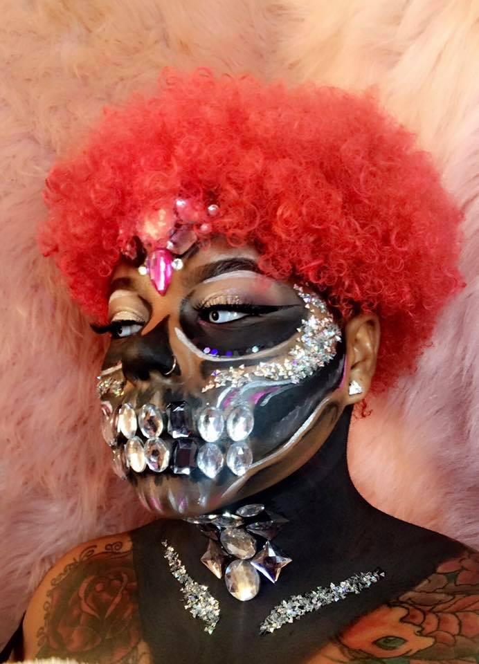 The Vibe Columbus Makeup Artist Brings