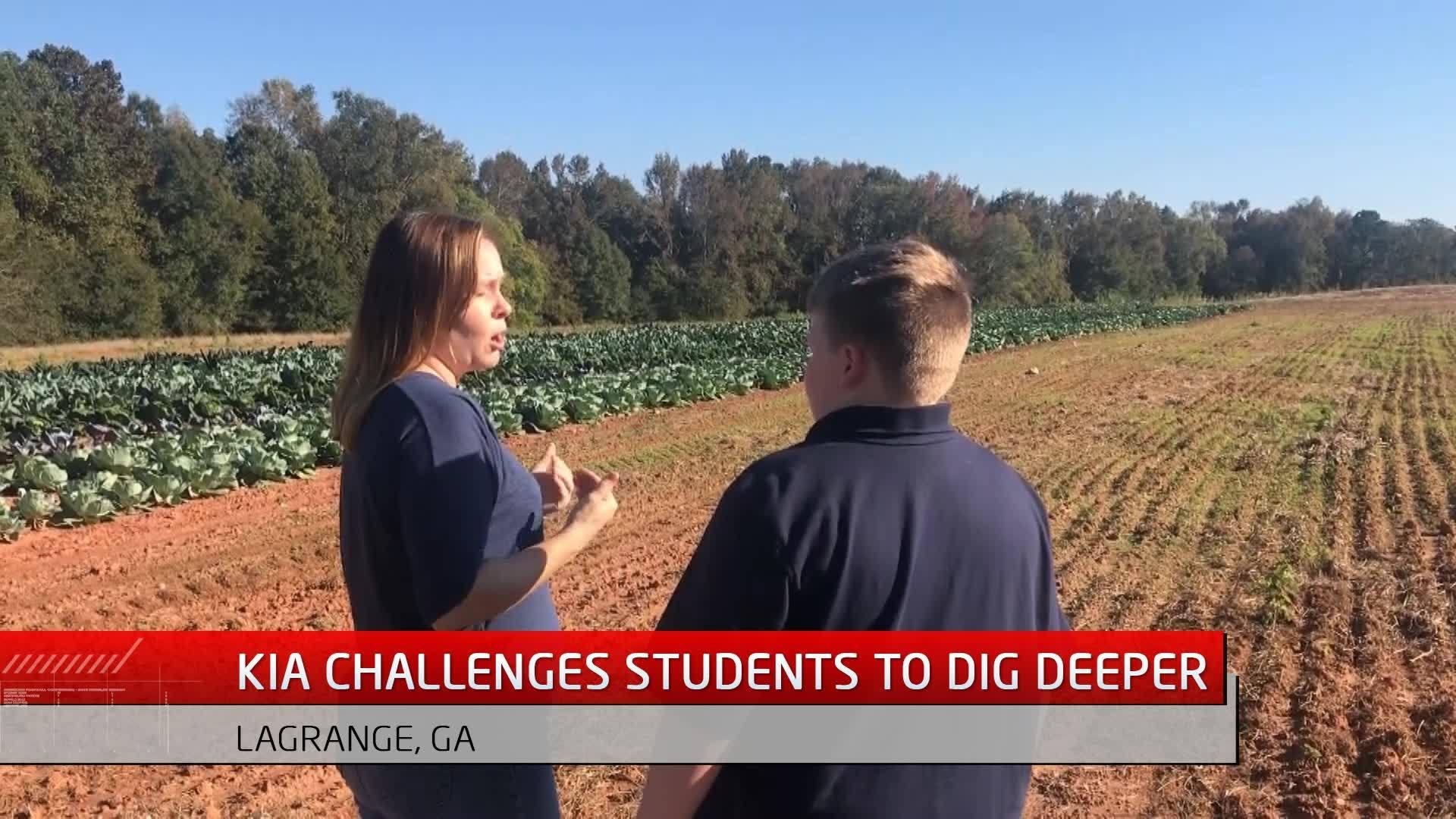 KIA 11  Kids Dig Deeper
