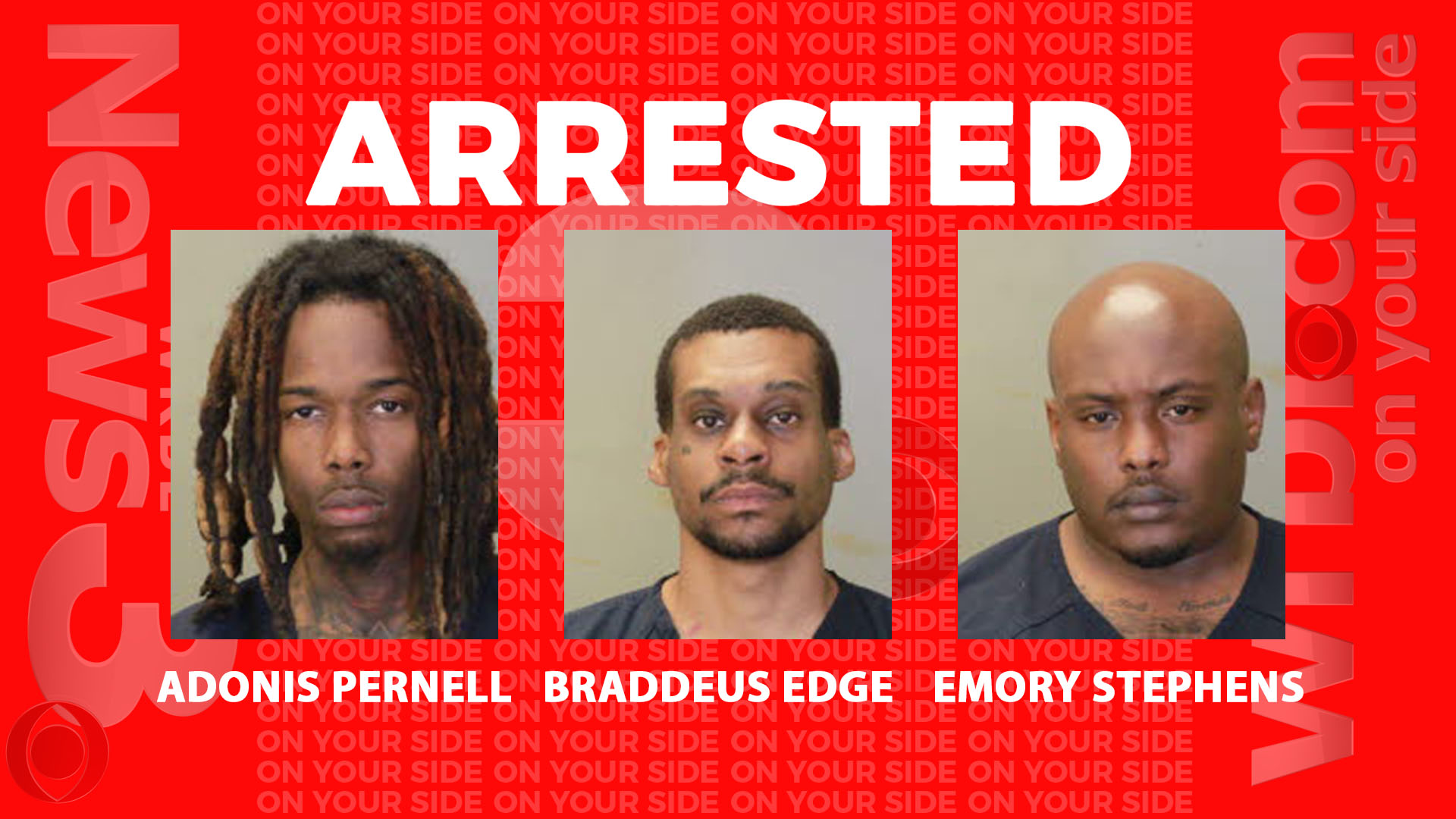 Columbus man arrested in Wednesday drug bust also faces gang