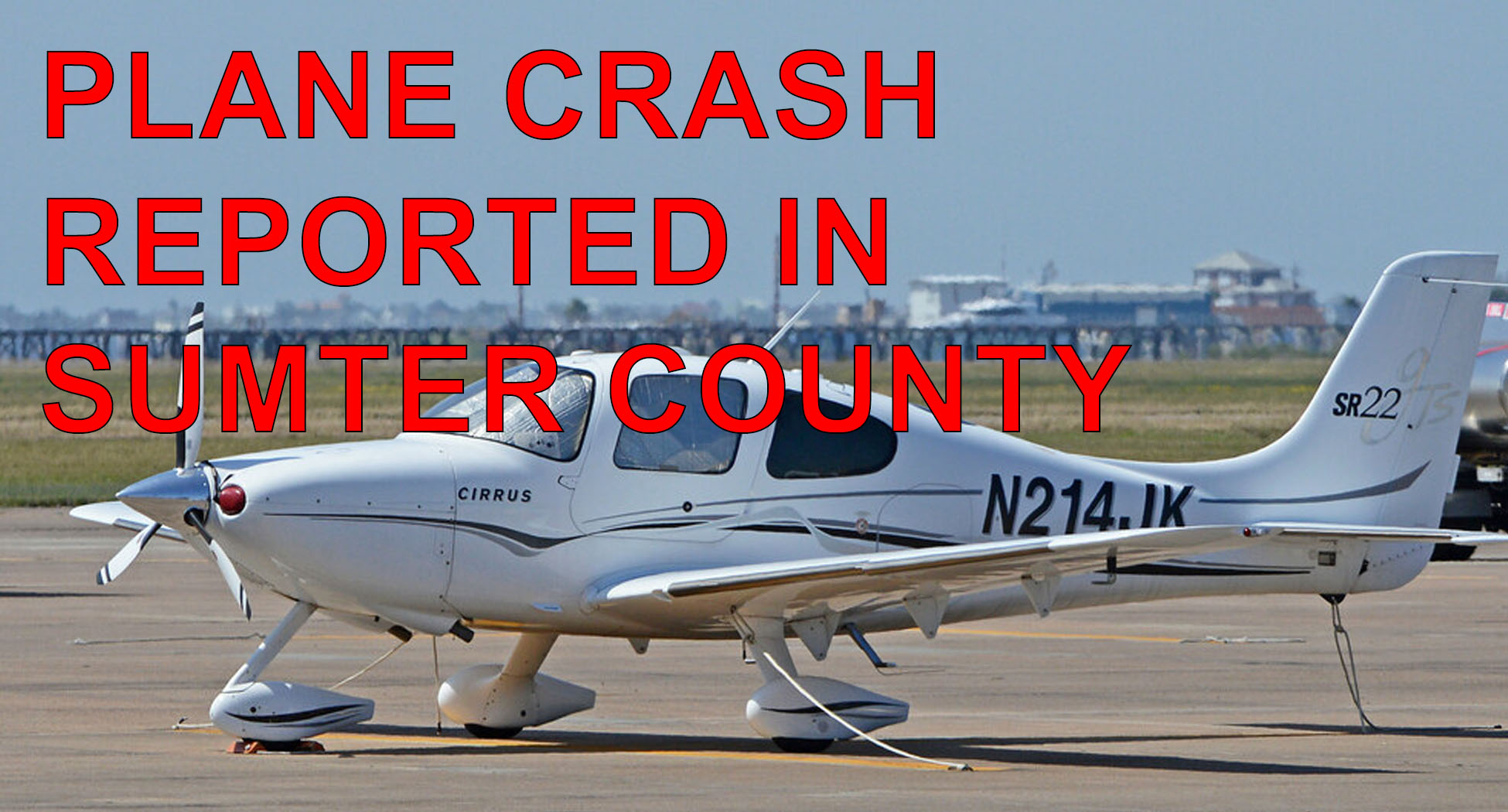 UPDATE: Two dead from plane crash in Sumter County | WRBL