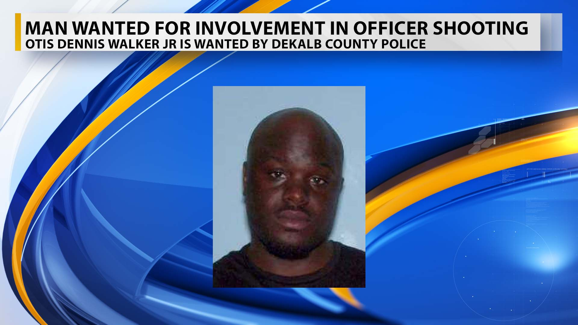Police looking for man accused of shooting a police officer and