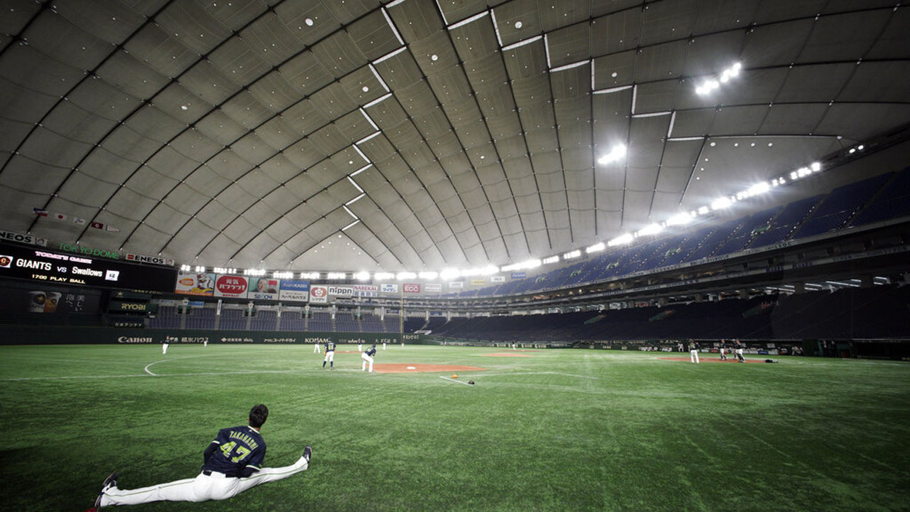 XXIX Move Six Free Japan sporting events at empty stadiums amid virus