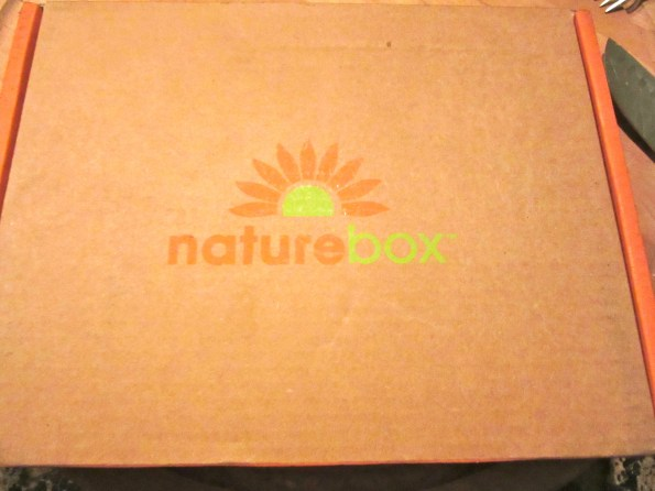 naturebox snacktastic offering sample sold shipping only