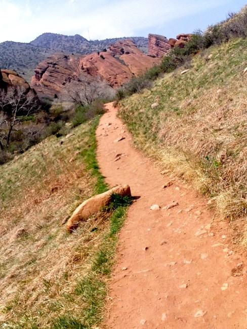Red Rocks Hiking