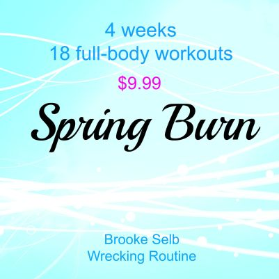 Spring Burn