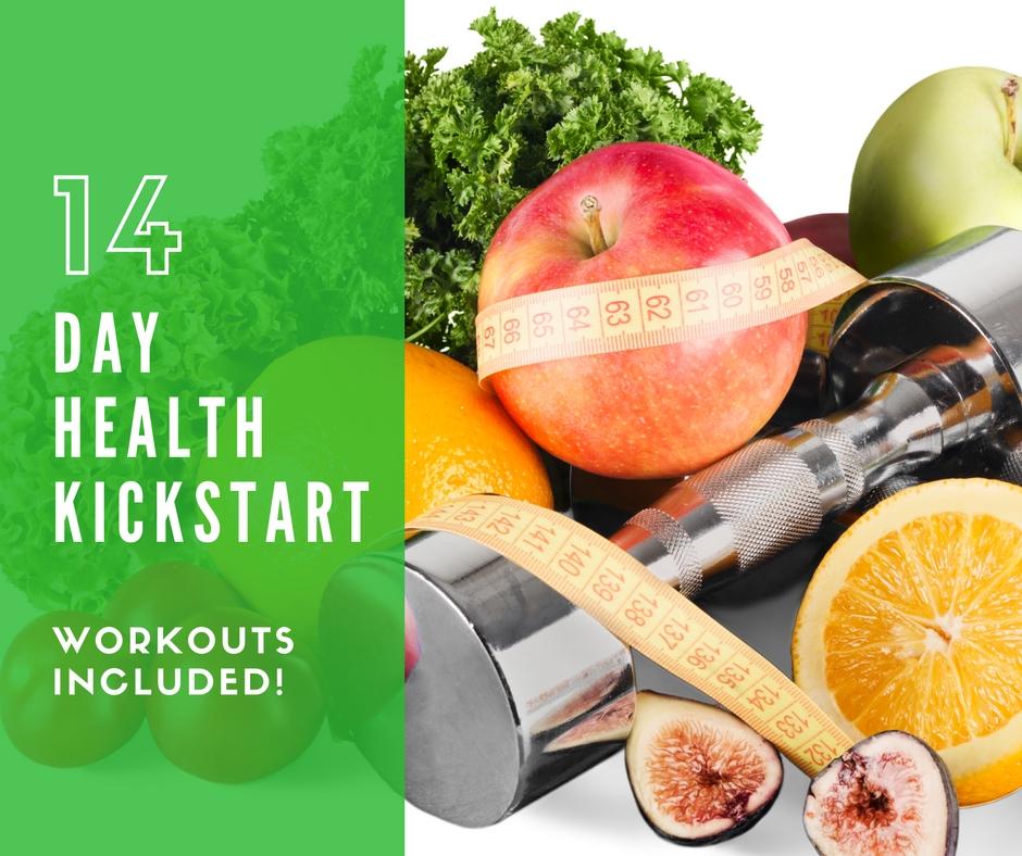 14 Day Health Kickstart
