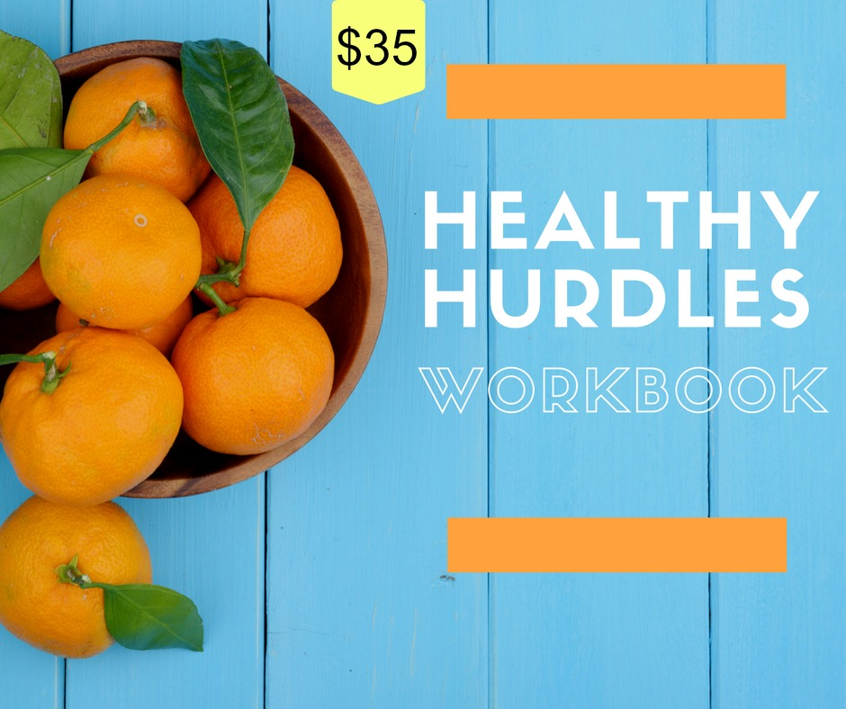 Healthy Hurdles Workbook