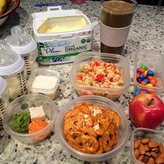 Meal Prep with Plum Organics Grow Well Infant Formula