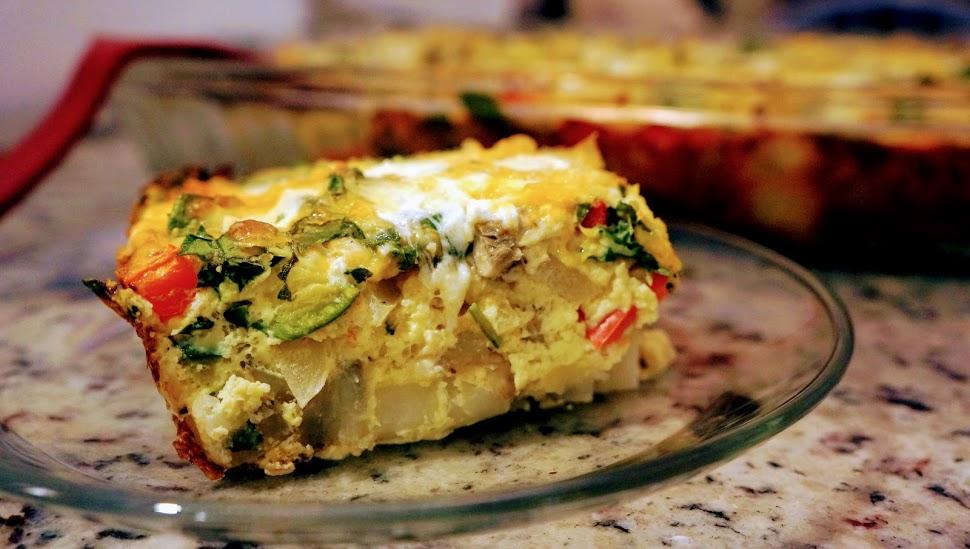 Dinner Egg Bake