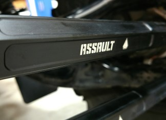 Assault Industries Turret Style Heavy Duty Radius Rods For The Can-Am Maverick X3 With Double Shear Bracket