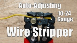 Summit Racing Auto-Adjusting Wire Stripping Tools