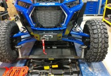 STI X Comp ATR STI & HD9 6+1 Beadlocks For Our Polaris Turbo S