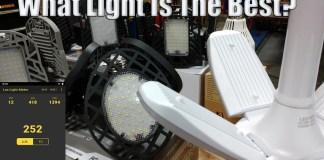 Best LED Garage Light