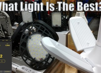 Best LED Garage Light