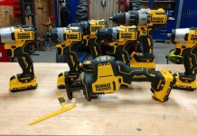 DEWALT XTREME Subcompact Series Tool