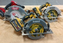 "DEWALT FlexVolt 60V 7-1/4"" Circular Saw DCS578 Vs Power Detect 20V DCS574 Vs Milwaukee M18 2732-20"