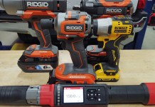 "RIDGID 18-Volt Sub-Compact Brushless 3/8"" Impact Wrench Review"