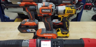 """RIDGID 18-Volt Sub-Compact Brushless 3/8"""" Impact Wrench Review"""