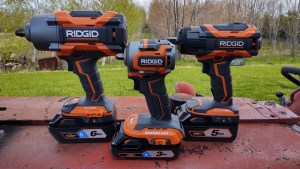"RIDGID 18 -Volt OCTANE 1/2"" Drive High Torque 6-Mode Impact Wrench Review R86211B"