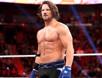AJ StylesTalks About His First Year In WWE & More!