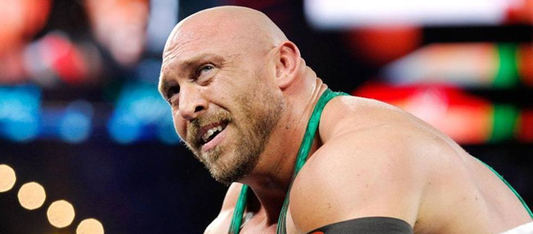Ryback Asks WWE To Release The Trademark To His Name