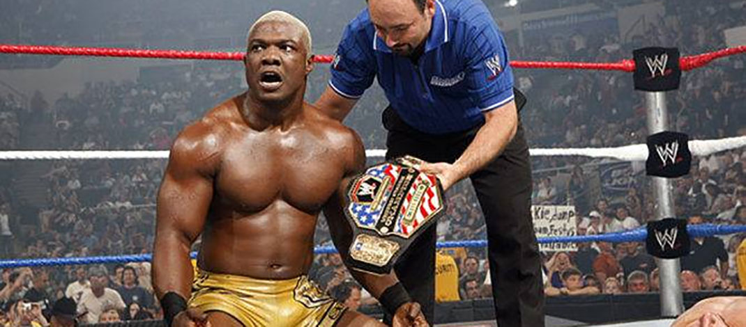 Shelton Benjamin Signs With WWE
