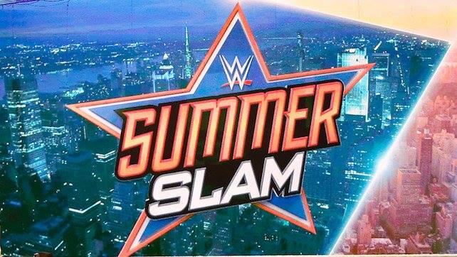 Final Card For SummerSlam