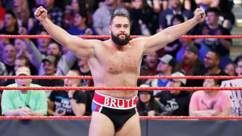 A Celebrity Accepts Rusev's WrestleMania 34 Challenge, Rusev Responds