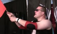 Indy Wrestler Blitzkrieg Will Not Lose His Teaching Job