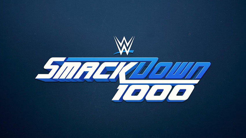 Image result for WWE Officially Announces 1000th Episode Of SmackDown
