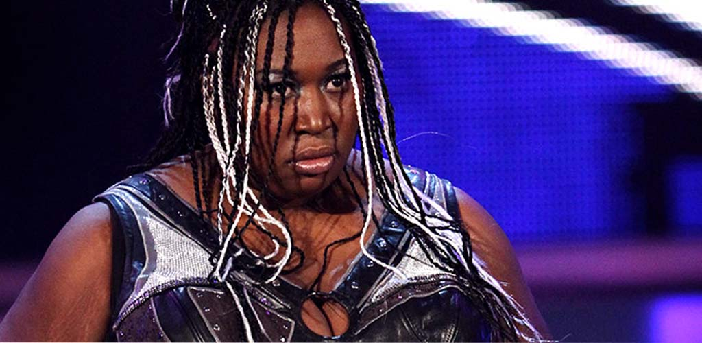 Kharma explains why she was released from WWE